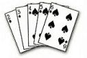 üks parimaid pokkerikäsi