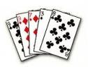 levinud võitev pokkerikäsi