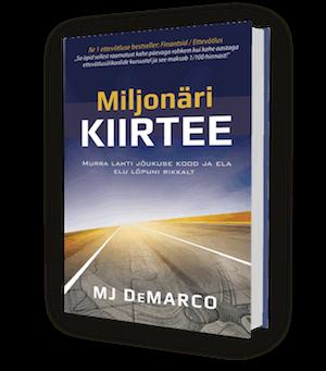 Miljonäri kiirtee M. J. DeMarco