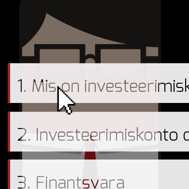 Mis on investeerimiskonto ja kuidas seda deklareerida?