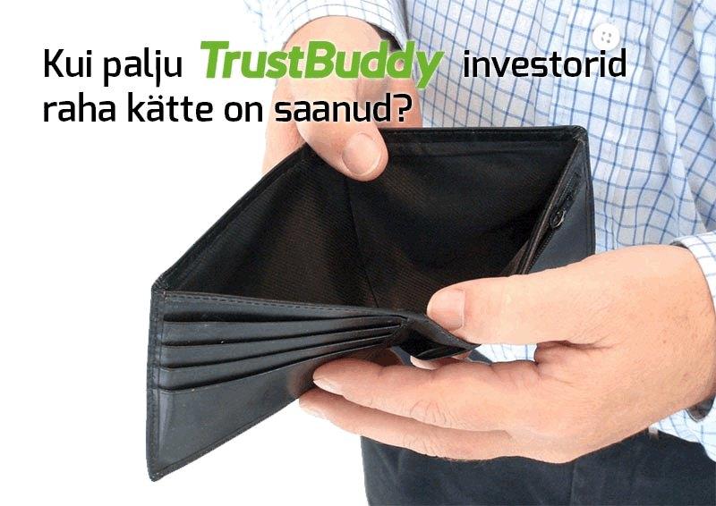TrustBuddy pankrotimenetlus
