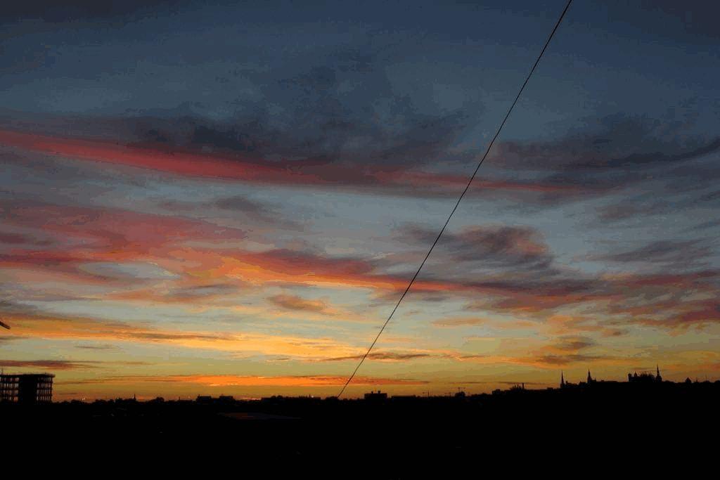 Päikesetõus.