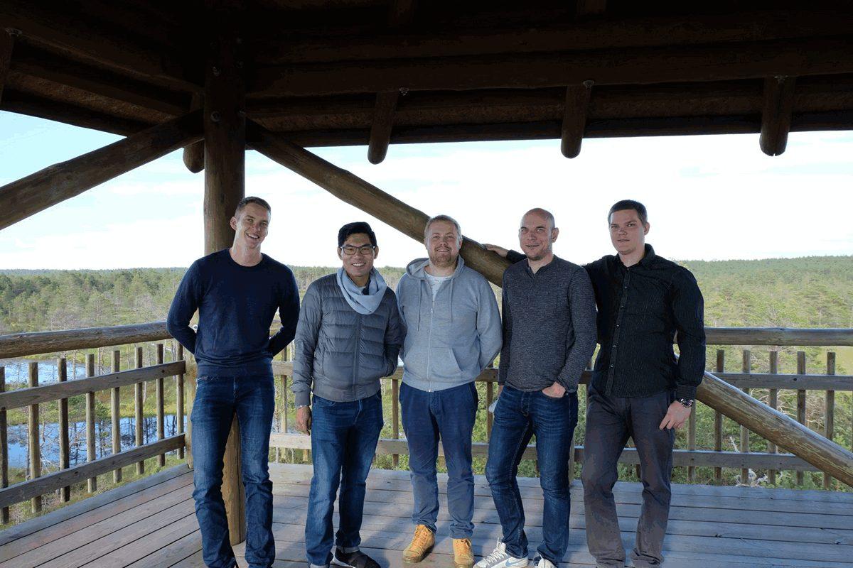 The investors podcast Stig Brodersen, Marko Oolo, Tõnis-Denis Merkuljev, Tarvo Vaarmets, Taavi Pertman