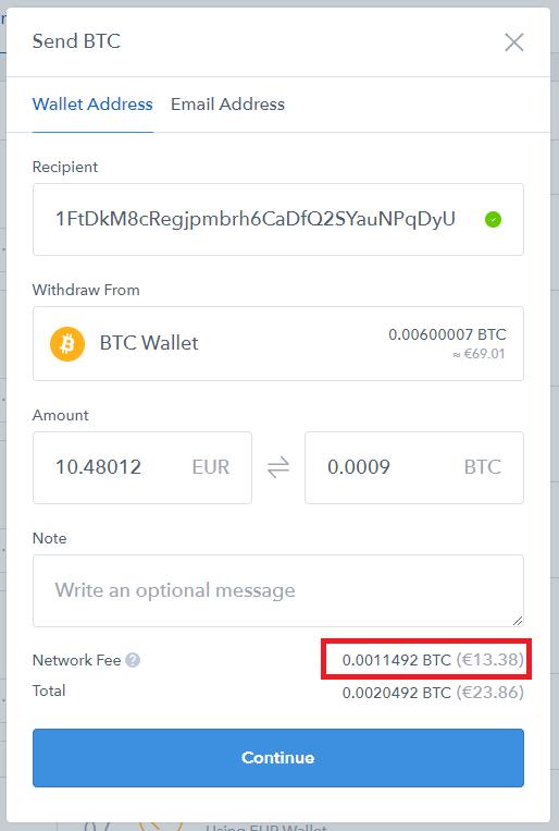 Bitcoiniga teenuste eest maksmine