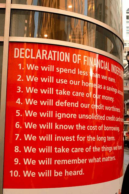 investeering finantsilise vabaduse nimel