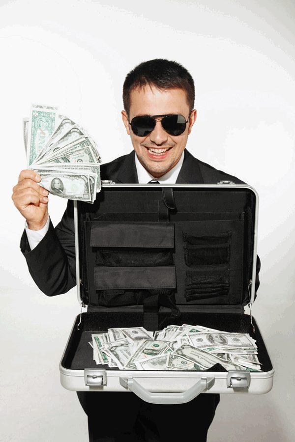 Kiiresti rikastumise skeemid lubavad rohkelt raha