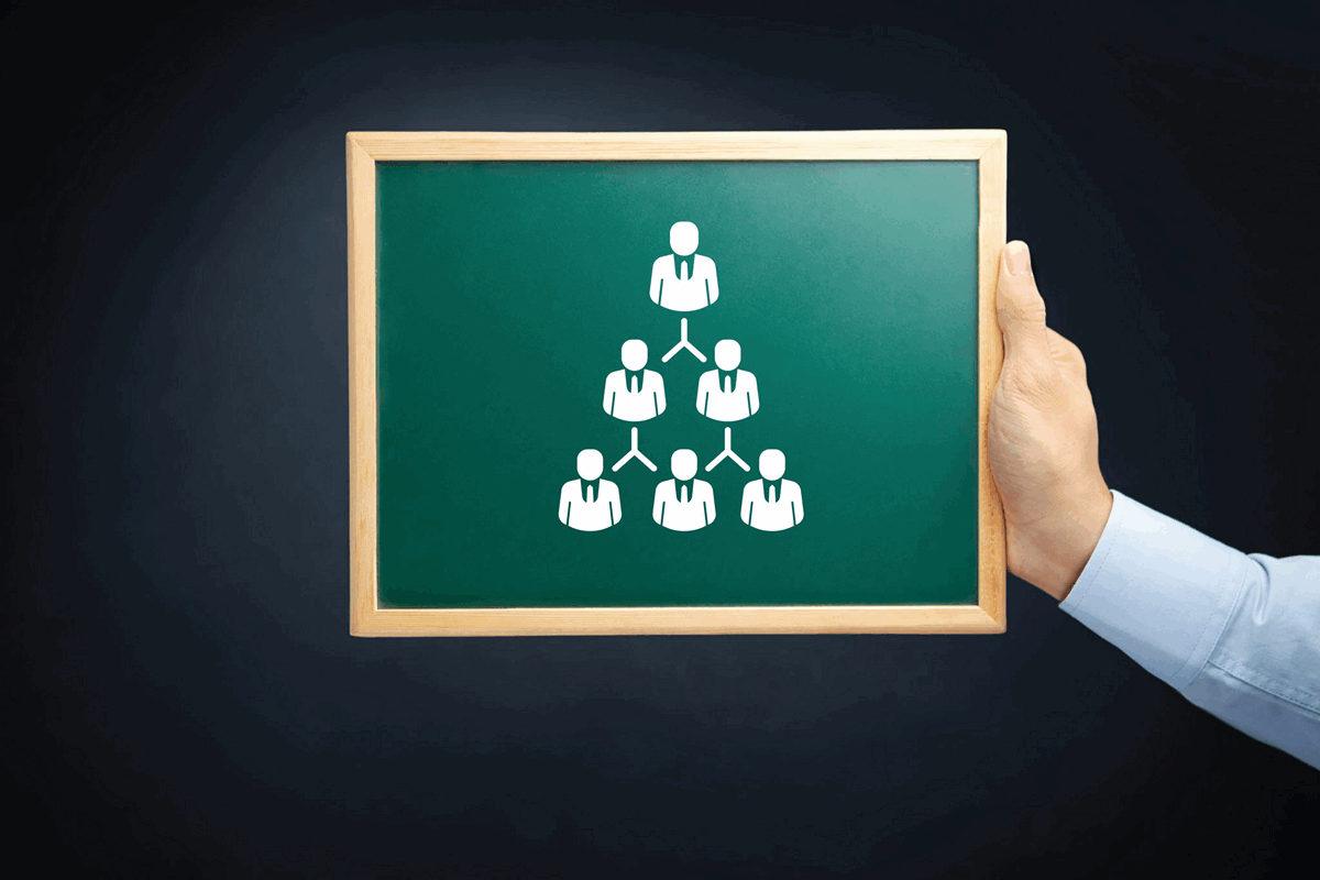Mida edukamaks püramiidskeem saab, seda rohkemad inimesed raha kaotavad